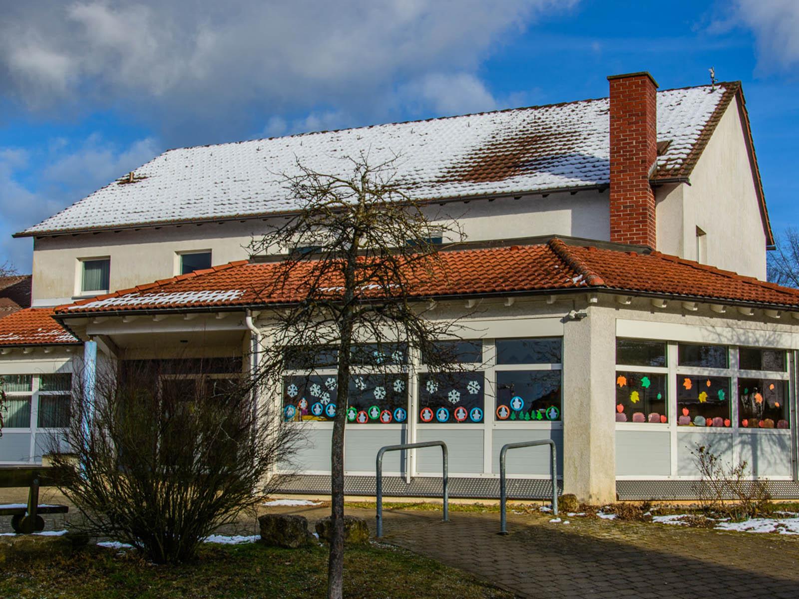 Schulgebäude in Neuweiler