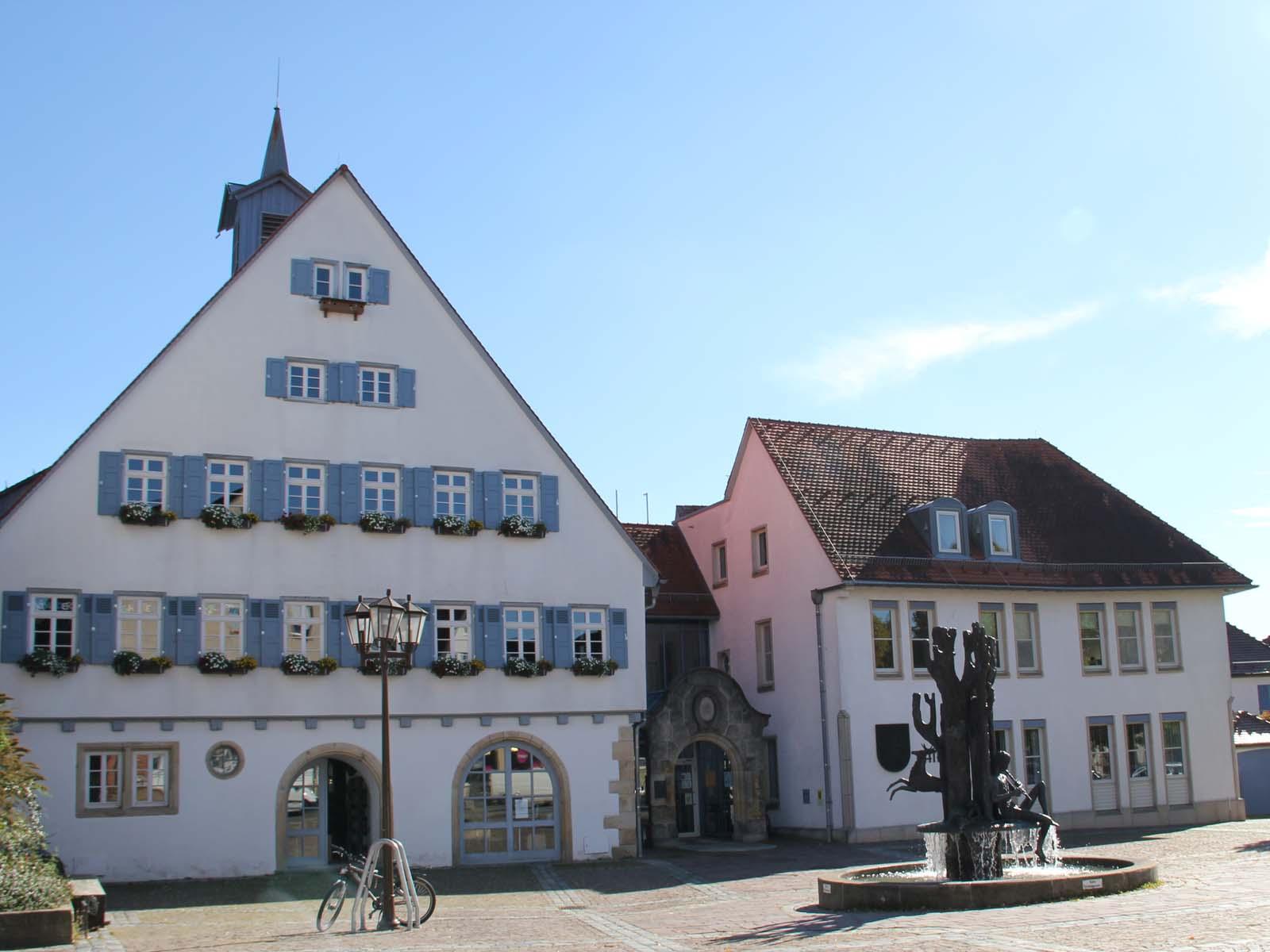 Rathaus in Weil im Schönbuch