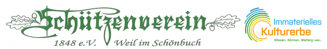 Schützenverein 1848 e.V. Weil im Schönbuch