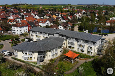 Pflegeheim Haus Martinus, Seestraße 56