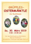 Grüpples-Ostermärktle 30.03.2019