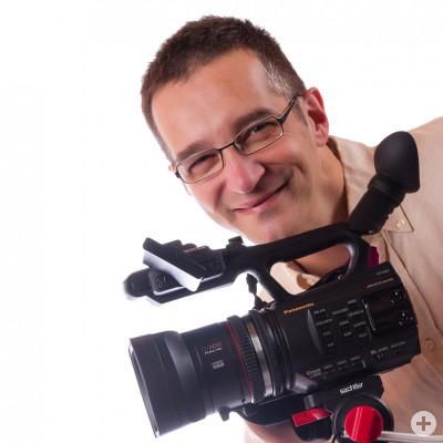 Filmemacher Andreas Harr