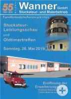 26.05.2019 Oldtimertreffen Wanner