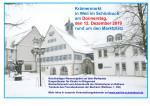 Krämermarkt 12.12.2019