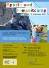 Sport- und Freizeitcamp 2021