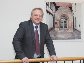 Bürgermeister Wolfgang Lahl