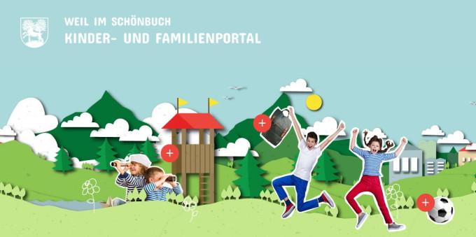 Ausschnitt des Kinderstadtplans